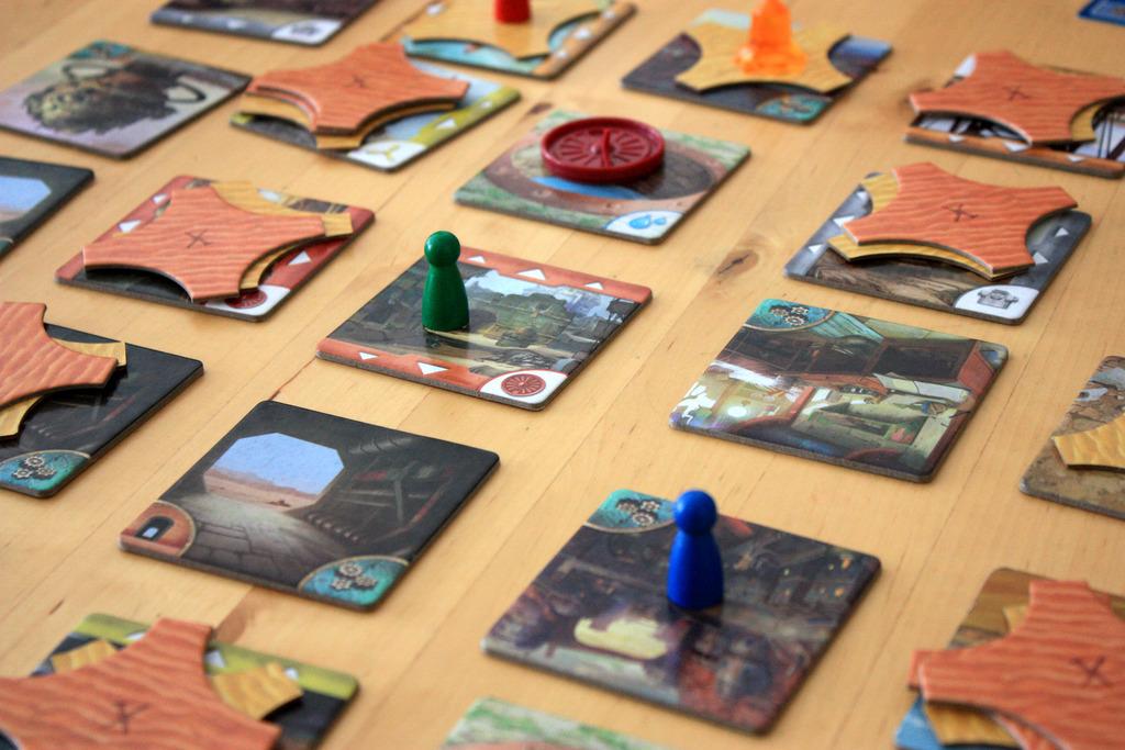 Настольная игра Пустыня