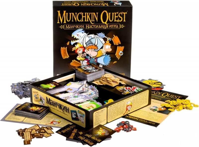Манчкин Квест (Munchkin Quest)