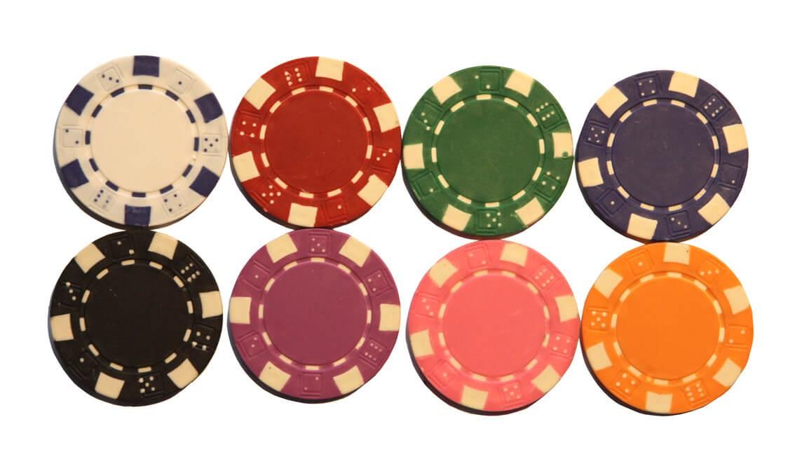 Dice 100, Набор для игры в покер