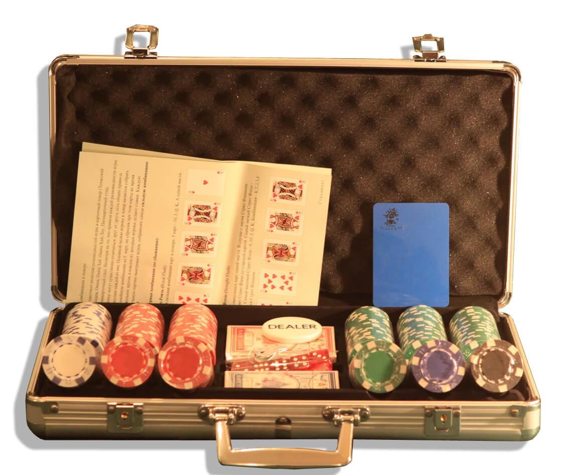 Dice 300 Набор для игры в покер
