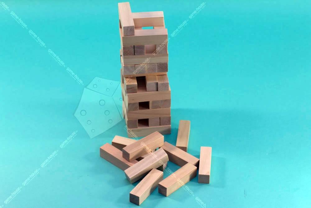 Настольная игра Башня, коллекционная (Tower)