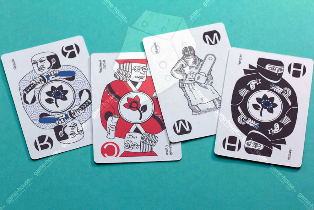 Карточные игры и правила мафия