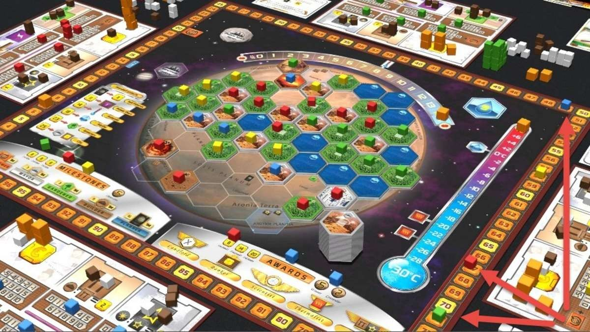 terraforming mars essay discusses possible consequences pr Is it possible to terraform locally chris mckay: well, first of all, perchlorate in the soil makes it toxic, but i don't think it ends the discussion of terraforming in answer to your question about terraforming locally, it is possible to go to mars and create a large scale ecosystem in a jar, like.