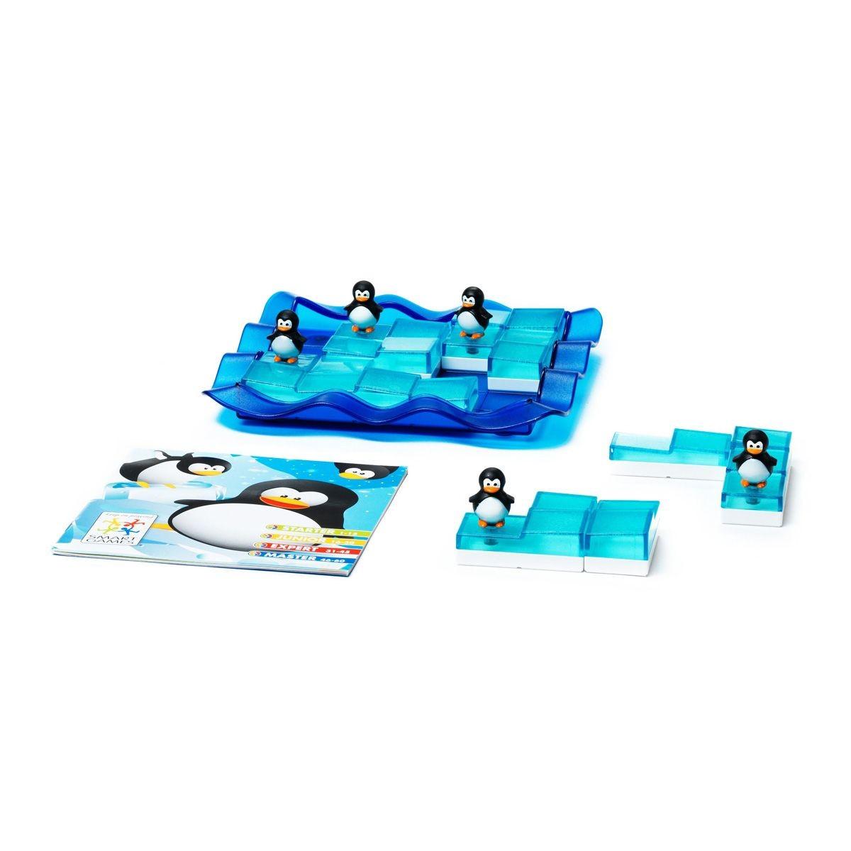 Головоломка Пингвины на льдинах