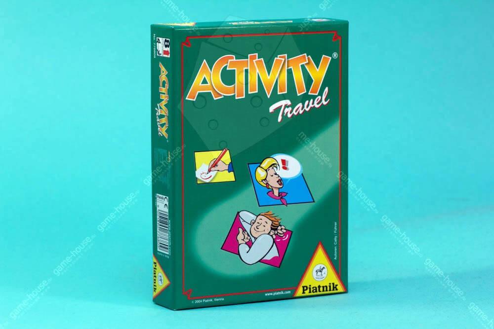 Настольная игра Активити Тревел (Activity Travel)