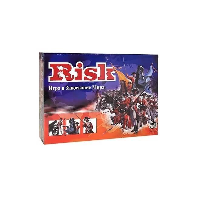 Настольная игра Риск делюкс (Risk delux)