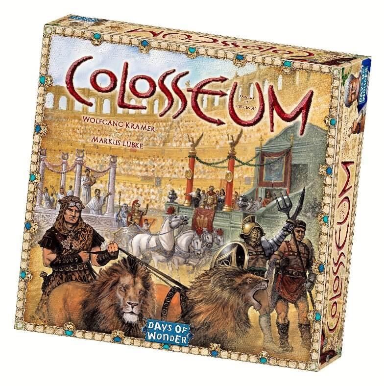 Настольная игра Колизей (Colosseum)