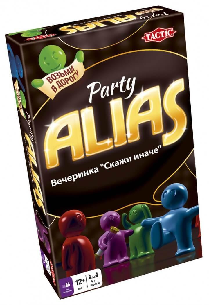 Элиас для вечеринок компакт Скажи иначе - вечеринка!