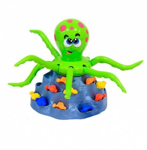 Веселый осьминог Жоли (Jolly Octopus)