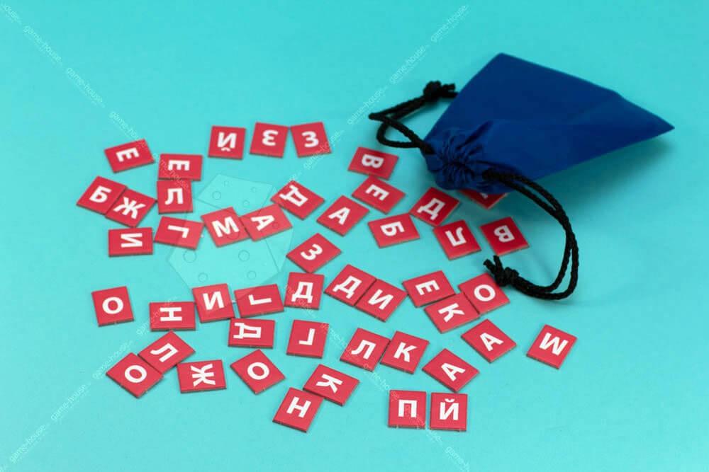 Давайте учиться!Буквы и Слова