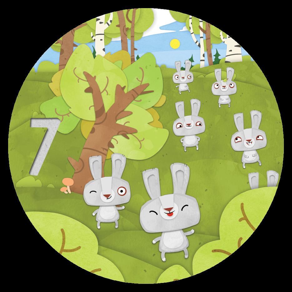 Храбрые зайцы