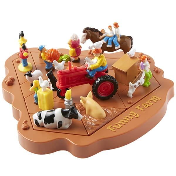 Дядюшкина ферма Funny Farm