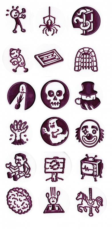 Кубики Историй Ужастики
