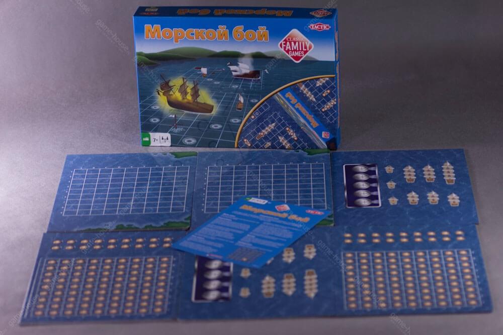 Морской бой (Tactic)