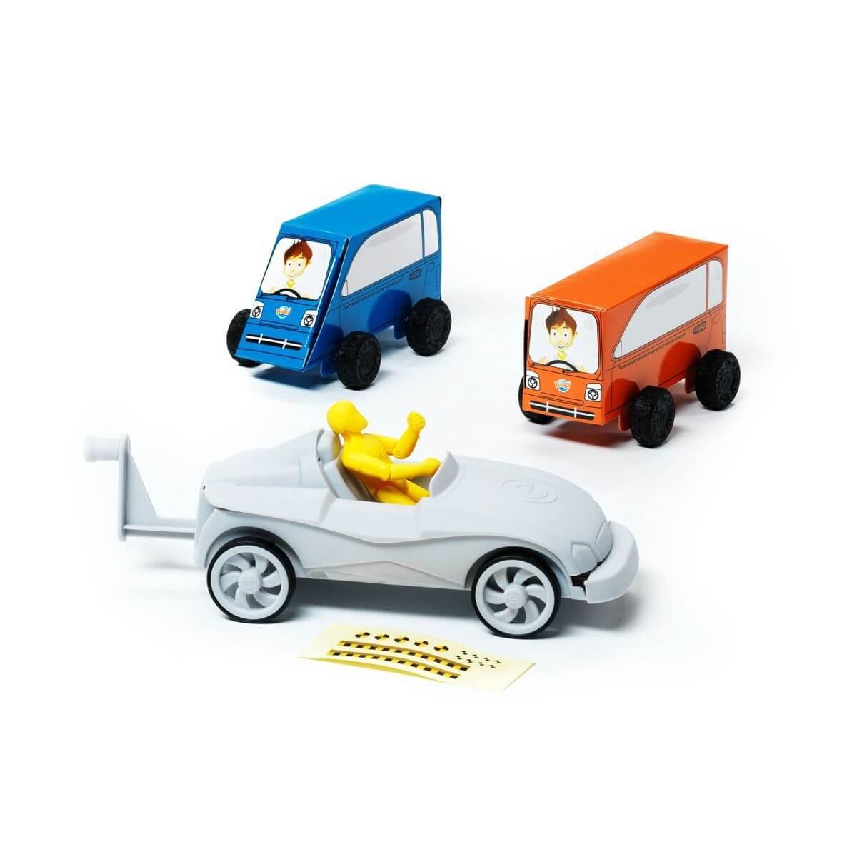 Наука об автомобилях