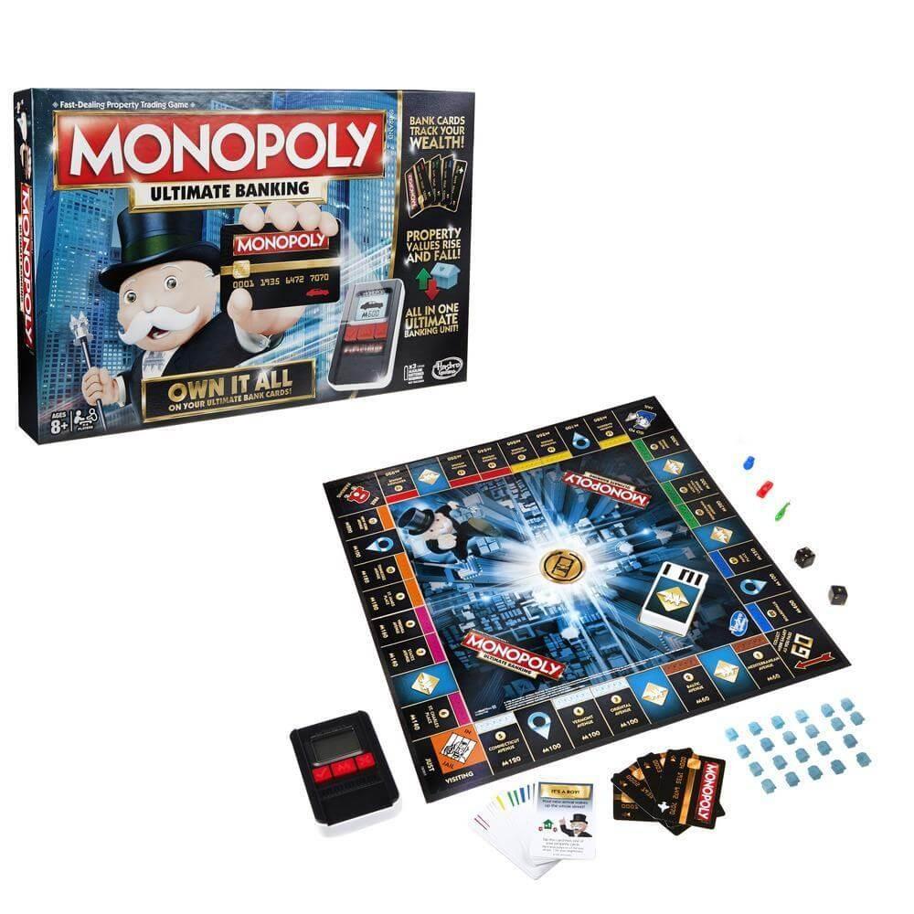 Как играть в монополию с банковскими картами играть в онлайн игру на картах в паука