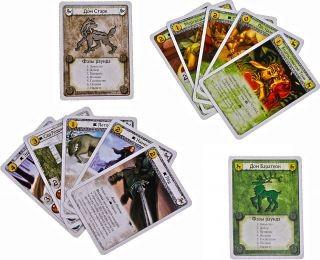 Игра Престолов. Живая карточная игра (Living card game)
