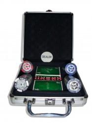 STARS 100, Набор для игры в покер