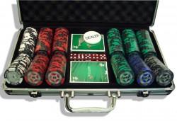 STARS 300, Набор для игры в покер
