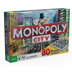 Настольная игра Монополия Сити (Monopoly City)