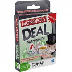 Настольная игра Монополия Сделка (Monopoly Deal)