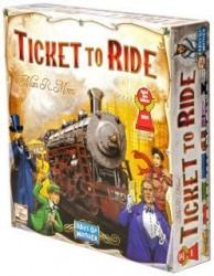 Настольная игра Билет на поезд по Америке (Ticket to Ride)