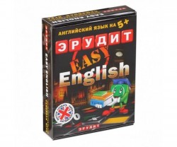 Эрудит. Easy English (подарочный)