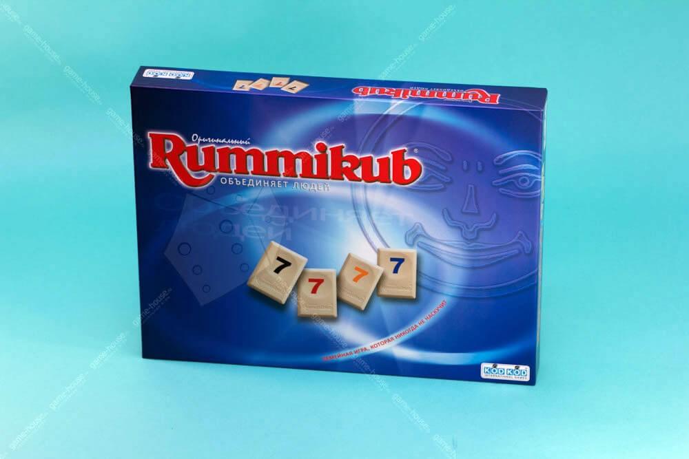 Руммикуб (Rummikub)