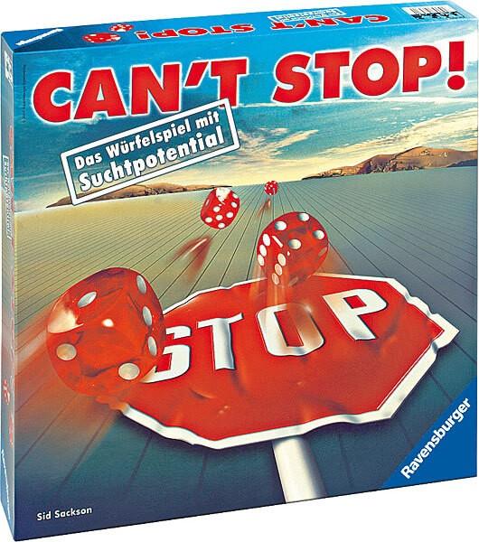 Невозможно остановиться (Can't stop)