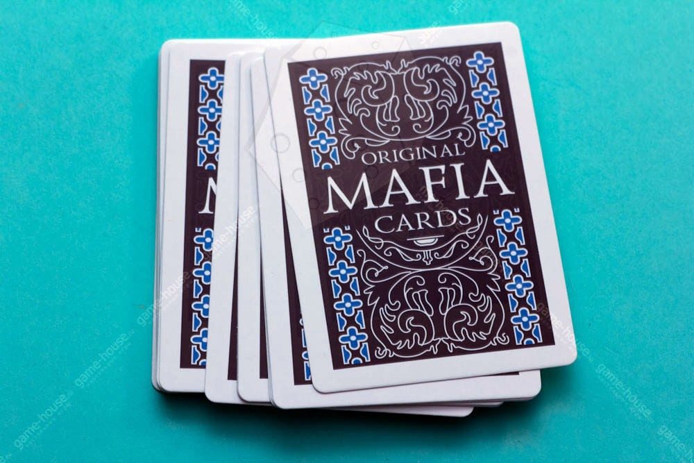 Карточная игра Мафия