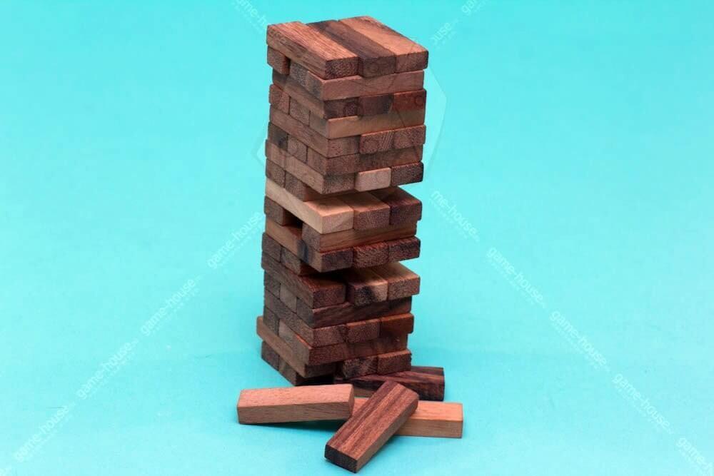 "Thai wood. ""Дженга М"" 23,5 см"