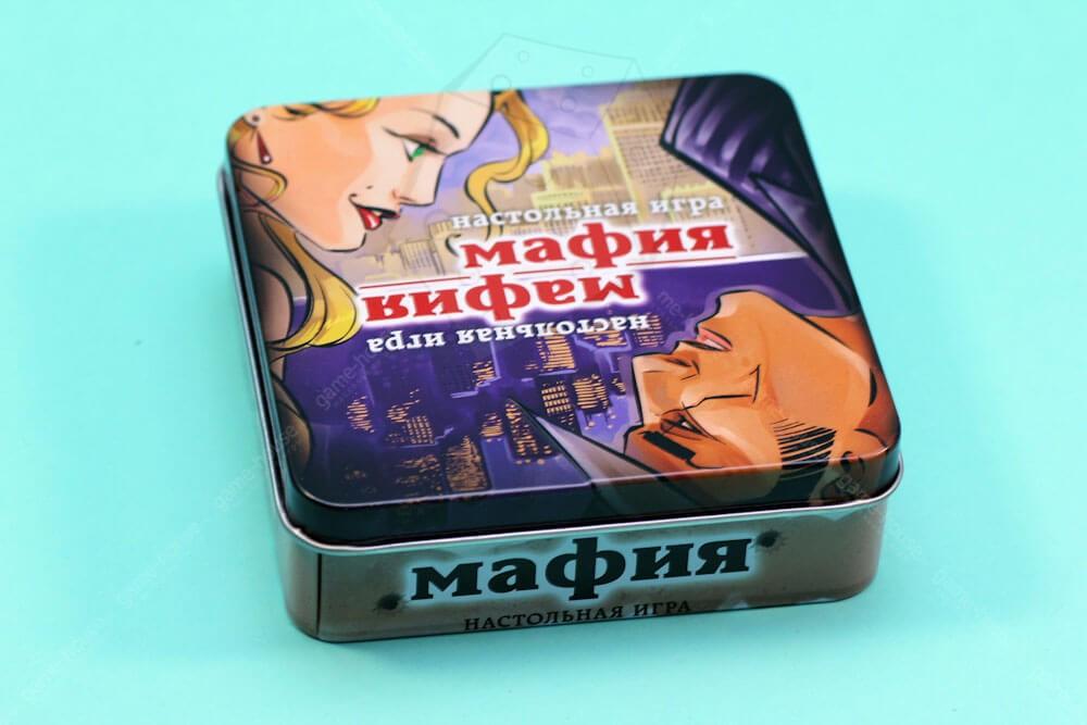 """Настольная игра """"Мафия"""" (Стиль Жизни)"""