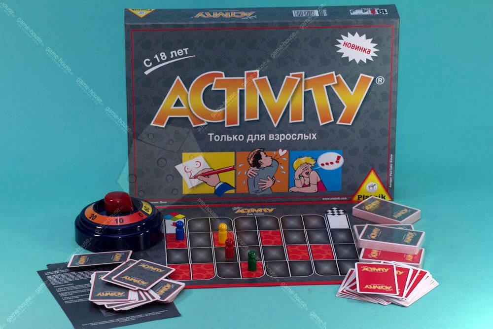 Активити для взрослых (Activity)