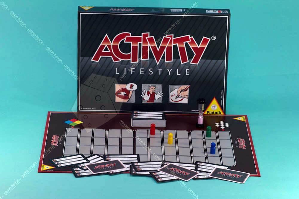 Activity Lifestyle (Активити Лайфстайл)