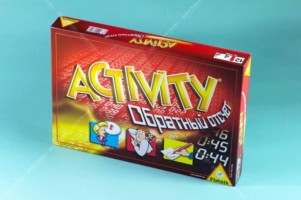 Активити (Activity) обратный отсчет