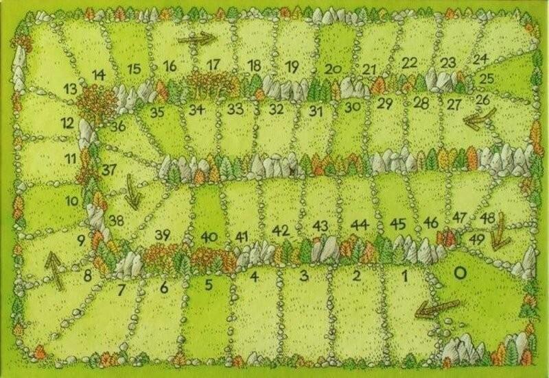 Каркассон. Охотники и собиратели (Carcassonne)