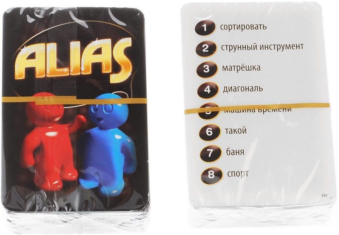 Элиас или Скажи иначе для вечеринки (Alias party)