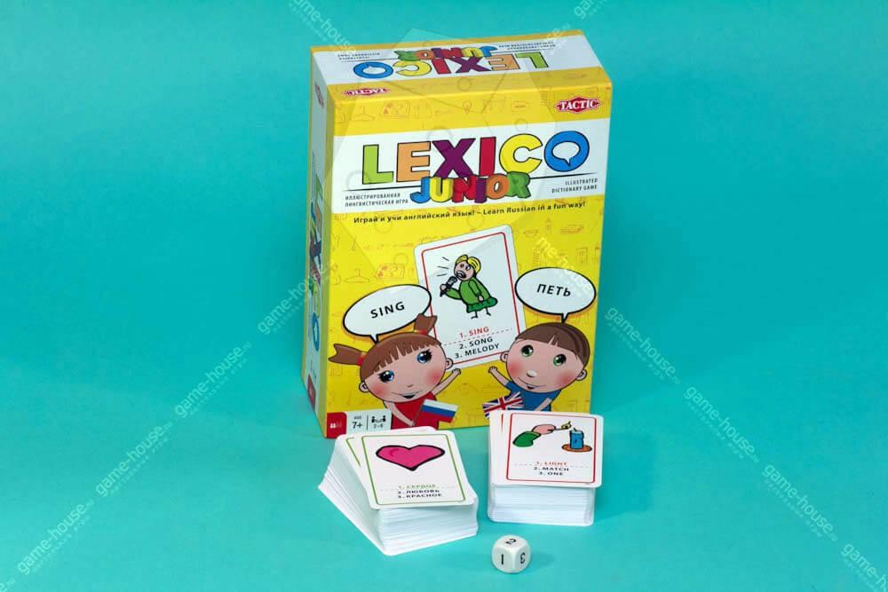 Учим Английский / Для детей (Lexico)