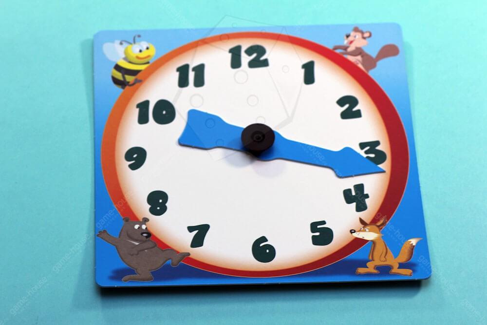 Давайте учиться! Который час?