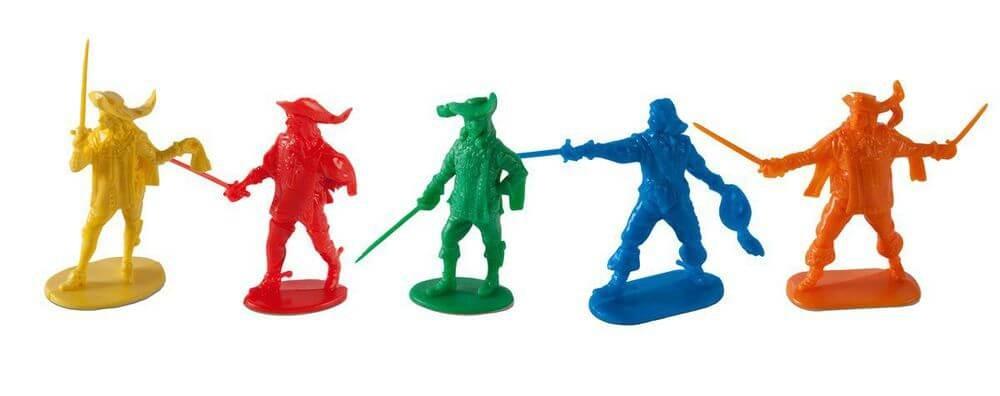 Д'артаньян и три мушкетера