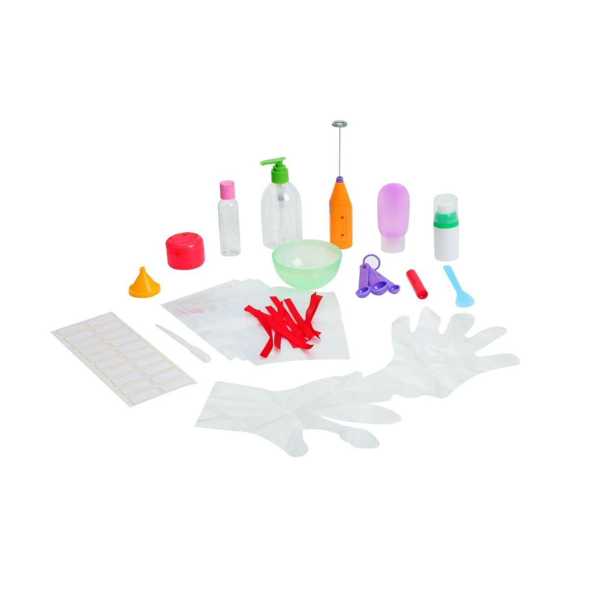 Лаборатория СПА (15 экспериментов)