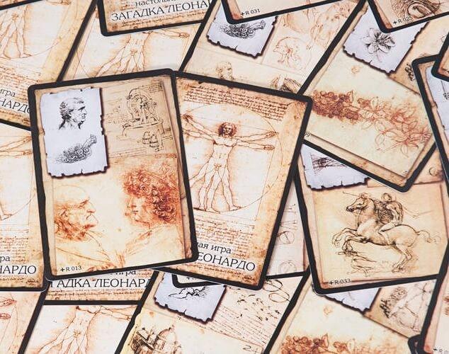 Загадка Леонардо. Quintis Fontis - пятый ключ