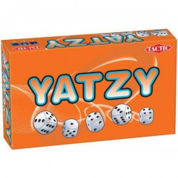 Покер на кубиках / костях, Йетзи (Yatzy)