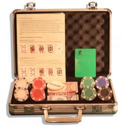 Dice 200, Набор для игры в покер