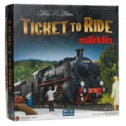 "Настольная игра ""Билет на поезд, издание Марклин"" (Ticket to Ride: Marklin Edition)"