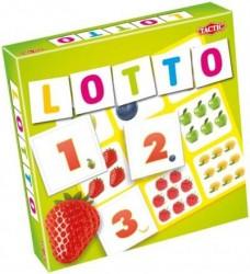 Лото – цифры и фрукты