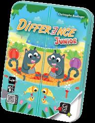 Дифферанс для детей (Difference junior)