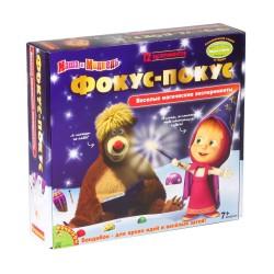 Маша и медведь: Фокус-покус (12 экспериментов)