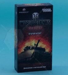 World of Tanks Rush. Второй Фронт