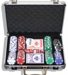 RussianPro 200, Набор для игры в покер